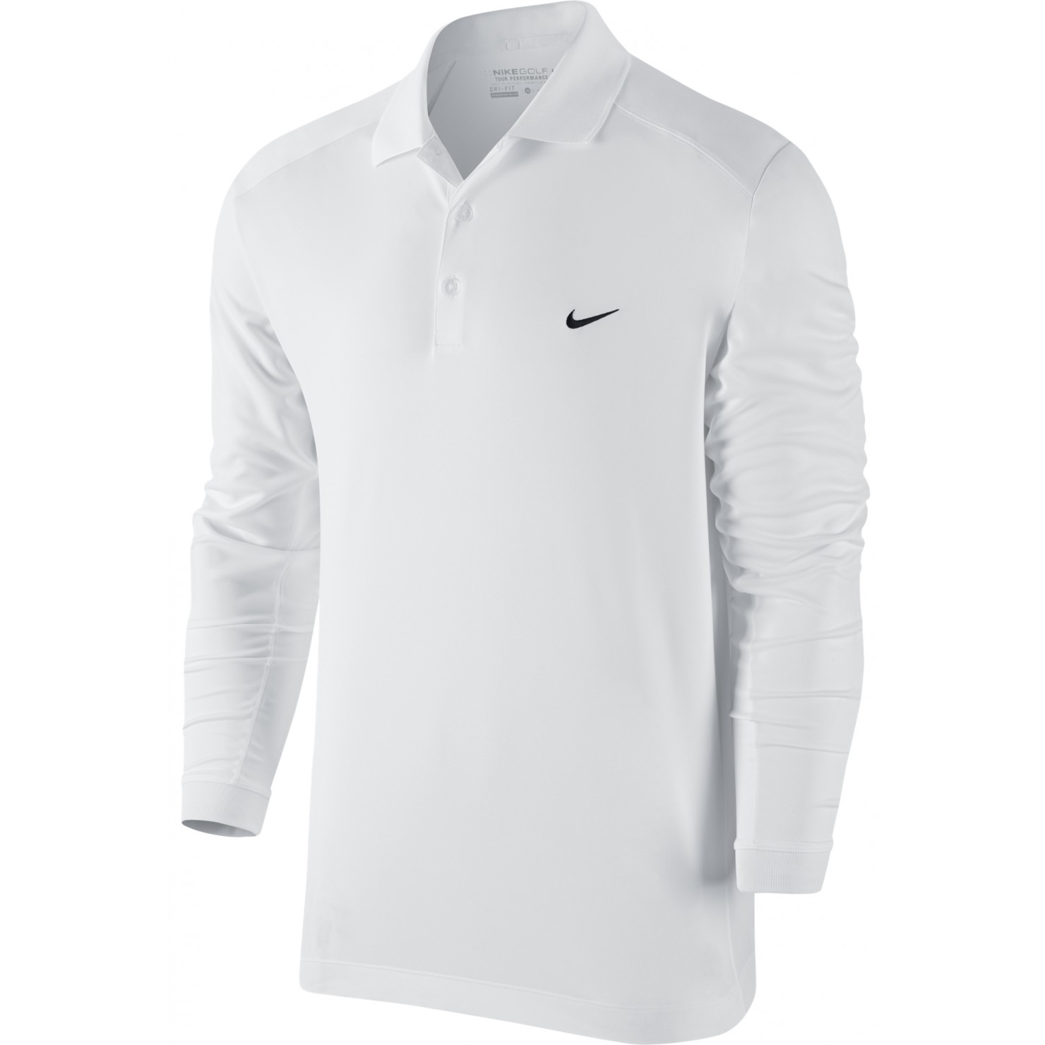 Nike Victory Long Sleeve Polo Shirt – WHITE – Blessey Marine