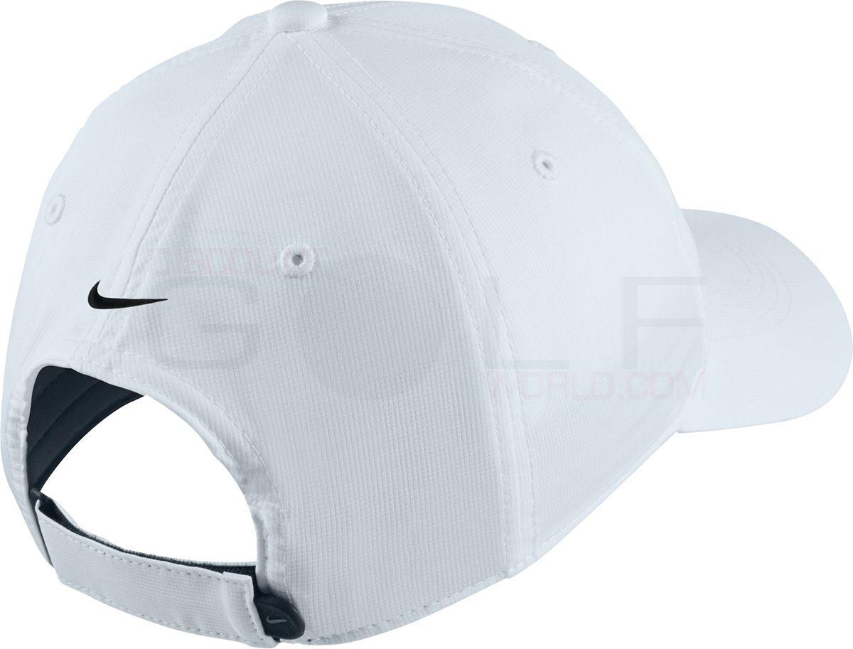 Nike Legacy 91 Custom Tech Cap – White – Blessey Marine 08193b11ae2